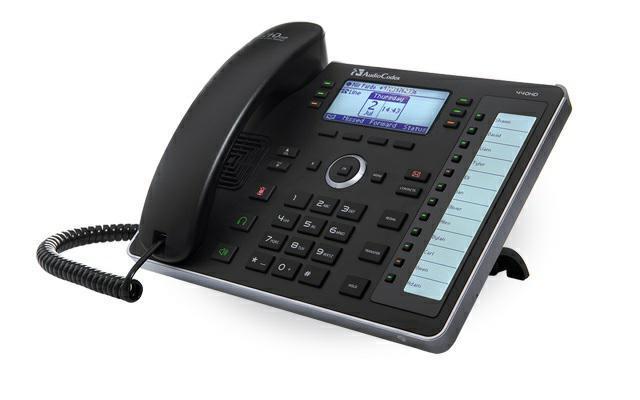 SICE Distributore Ufficiale  Telefoni VoIP AUDIOCODES AUDIOCODES LYNC 440HD IP | AH00ACUC44HD