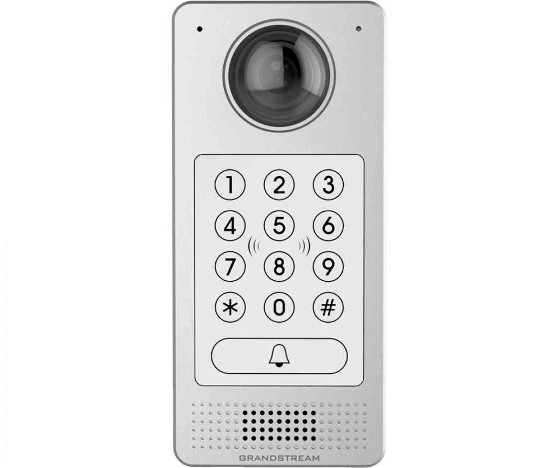 SICE Distributore Ufficiale  GRANDSTREAM Facility Access Systems Grandstream GDS3710 HD IP VIDEO DOOR PHONE | GDS3710