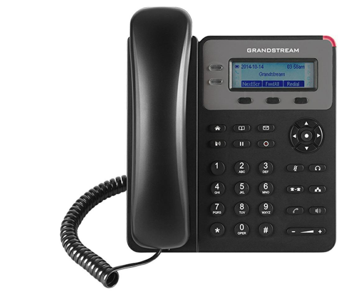 SICE Distributore Ufficiale  GRANDSTREAM IP Voice Telephony Grandstream GXP-1615 IPphone with PoE | GXP-1615