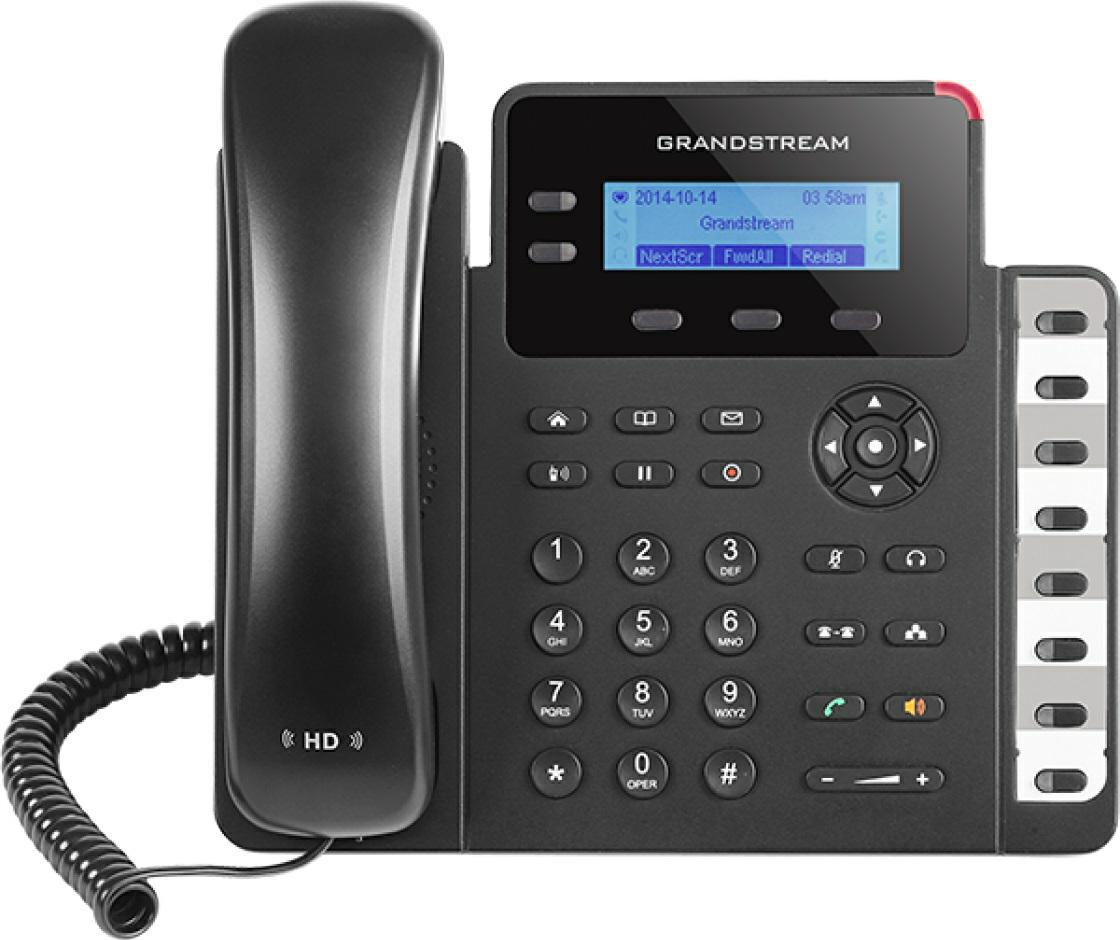 SICE Distributore Ufficiale  GRANDSTREAM IP Voice Telephony Grandstream GXP-1628 Small Business HD IP Phone | GXP-1628