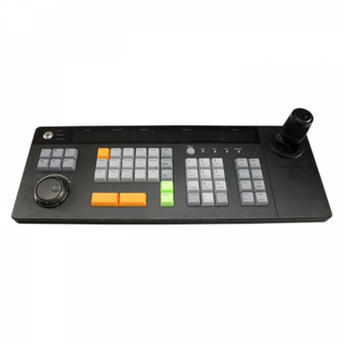SICE Distributore Ufficiale  ACCESSORI HIKVISION Tastiera a controllo 3 assi. Fino a 128 speed dome | DS-1004KI
