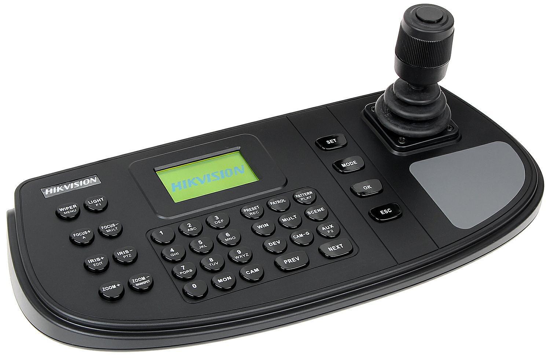 SICE Distributore Ufficiale  ACCESSORI HIKVISION Tastiera di controllo multifunzione a 4 assi LCD Screen | DS-1200KI