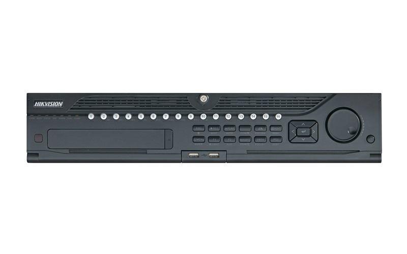 SICE Distributore Ufficiale  DVR DVR HD TVI 16-ch Turbo HD/Analog Video | DS-9016HQHI-SH