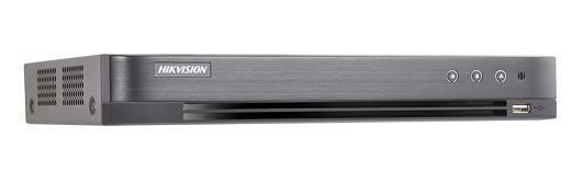SICE Distributore Ufficiale  DVR DVR TURBO HD 4ch H.265+/H.264+ 1HDMI 1VGA 1CVBS G.711u | DS-7204HQHI-K1/A