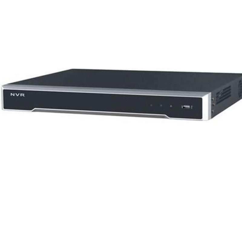 SICE Distributore Ufficiale  NVR NVR 32CH POE 256M inbound bandwidth,  256M outbound bandwidt | DS-7632NI-I2/16P