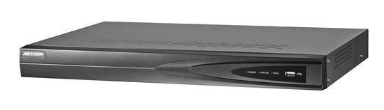 SICE Distributore Ufficiale  NVR NVR 4ch 4POE H.265+/H.265/H.264+/H.264 Fino a 8MP 1ETH | DS-7604NI-K1/4P