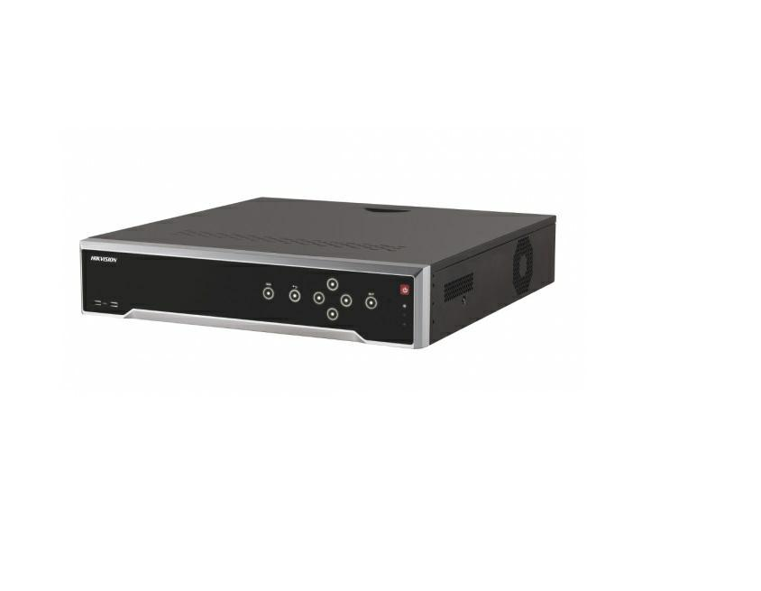 SICE Distributore Ufficiale  NVR NVR 8ch POE H.265+/H.265/H.264+/H.264 1 HDMI 1 VGA 4SATA max 6Tb | DS-7708NI-I4/8P