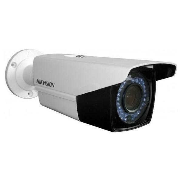SICE Distributore Ufficiale  TELECAMERE ANALOGICHE Bullet 2Mpx VF 2.8-12mmMotorizzato IR 40m WDR120 dB | DS-2CE16D0TVFIR3