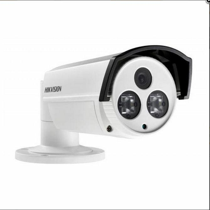 SICE Distributore Ufficiale  TELECAMERE ANALOGICHE Bullet Analogiche 1080pICR 8mm Exir Smart IR 80m 0.01 Lux | DS-2CE16D5TIT5 8
