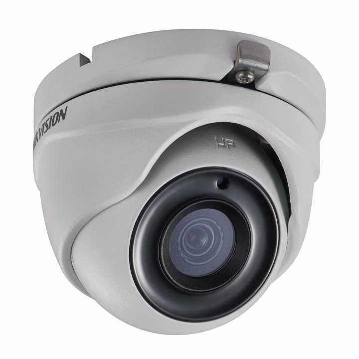 SICE Distributore Ufficiale  TELECAMERE ANALOGICHE MINI DOME HD 5MPx 3.6mmEXIR 20m DNR Smart IR | DS-2CE56H1T-ITM3