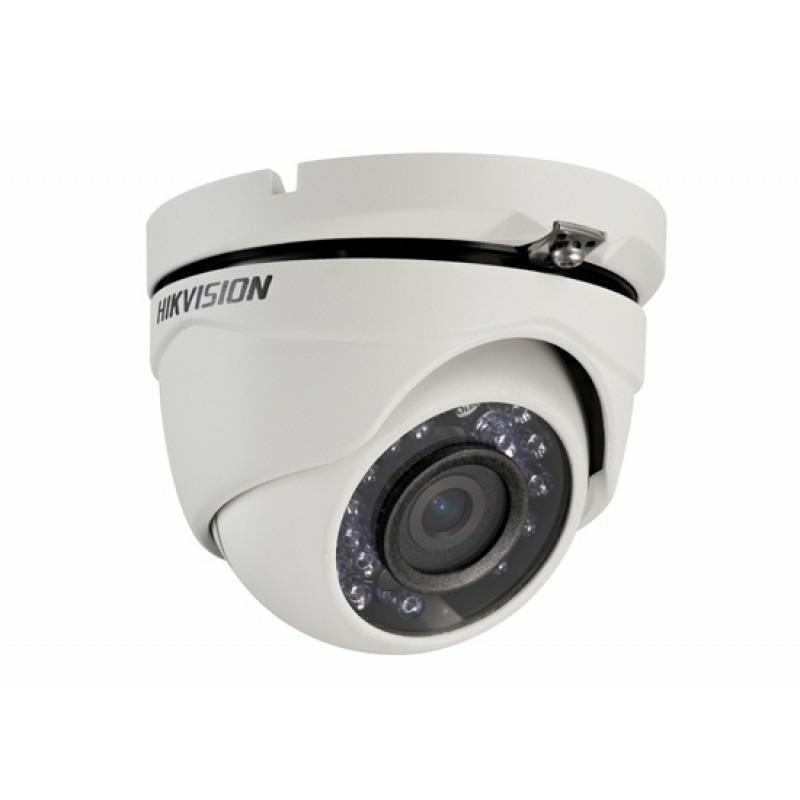 SICE Distributore Ufficiale  TELECAMERE ANALOGICHE MiniDome Analogica Turbo720p 3.6mm IR 20m 1.3MPICR SMART | DS-2CE56C2TIRM36