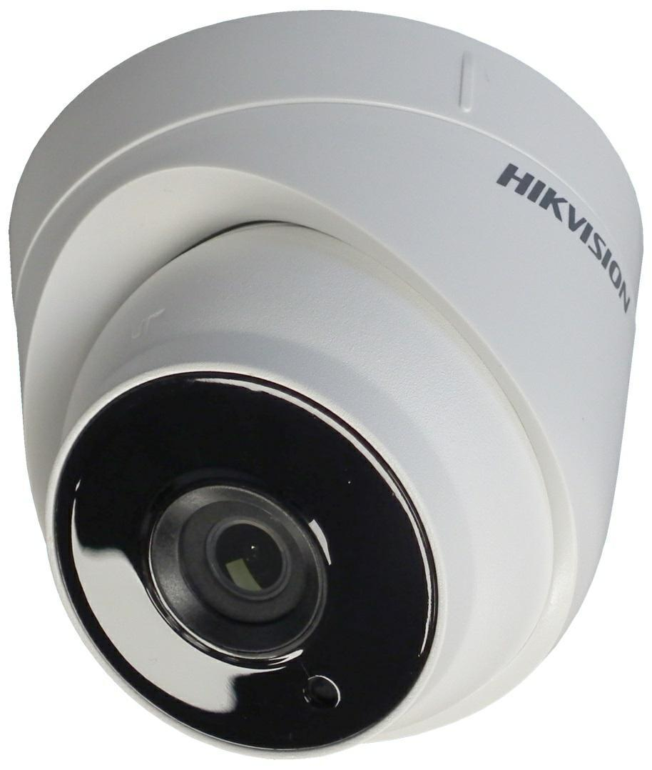 SICE Distributore Ufficiale  TELECAMERE ANALOGICHE Turret Turbo HD 3.6mm WDR 130dB IR 60 m EXIR 2.0 | DS-2CE56D8TIT3E3