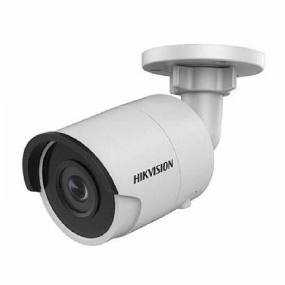 SICE Distributore Ufficiale  TELECAMERE IP BULLET OUTDOOR 5Mpx 4 mmEASYIP 3.0 (H.265+) FIXED LENS   DS-2CD2055FWD-I4