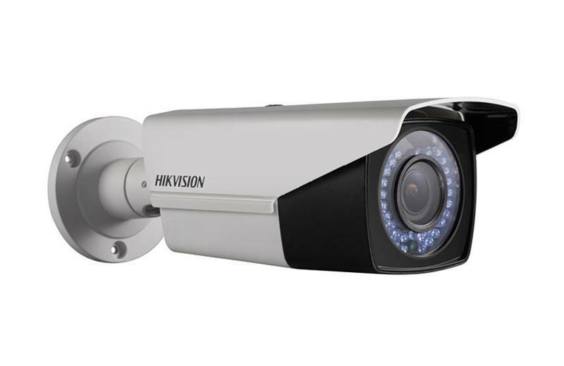 SICE Distributore Ufficiale  TELECAMERE IP Bullet 4mm 4Mpx IR50m EXIR WDR 120 H.265+ H.265 H.264+ H.264 | DS-2CD2T43G0-I54