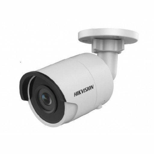 SICE Distributore Ufficiale  TELECAMERE IP Bullet IP 4Mpx 4mm IR Fixed 30m 120 dB 3D DNR H.265+ H.264+ | DS-2CD2043G0-I 4