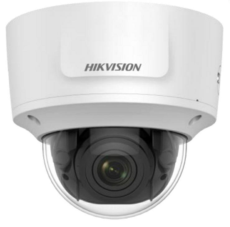 SICE Distributore Ufficiale  TELECAMERE IP MINIDOME IP 5Mpx VARIFOCALE 2.8-12mm H.265+/264+ SMART IR   DS-2CD2755FWDIZS