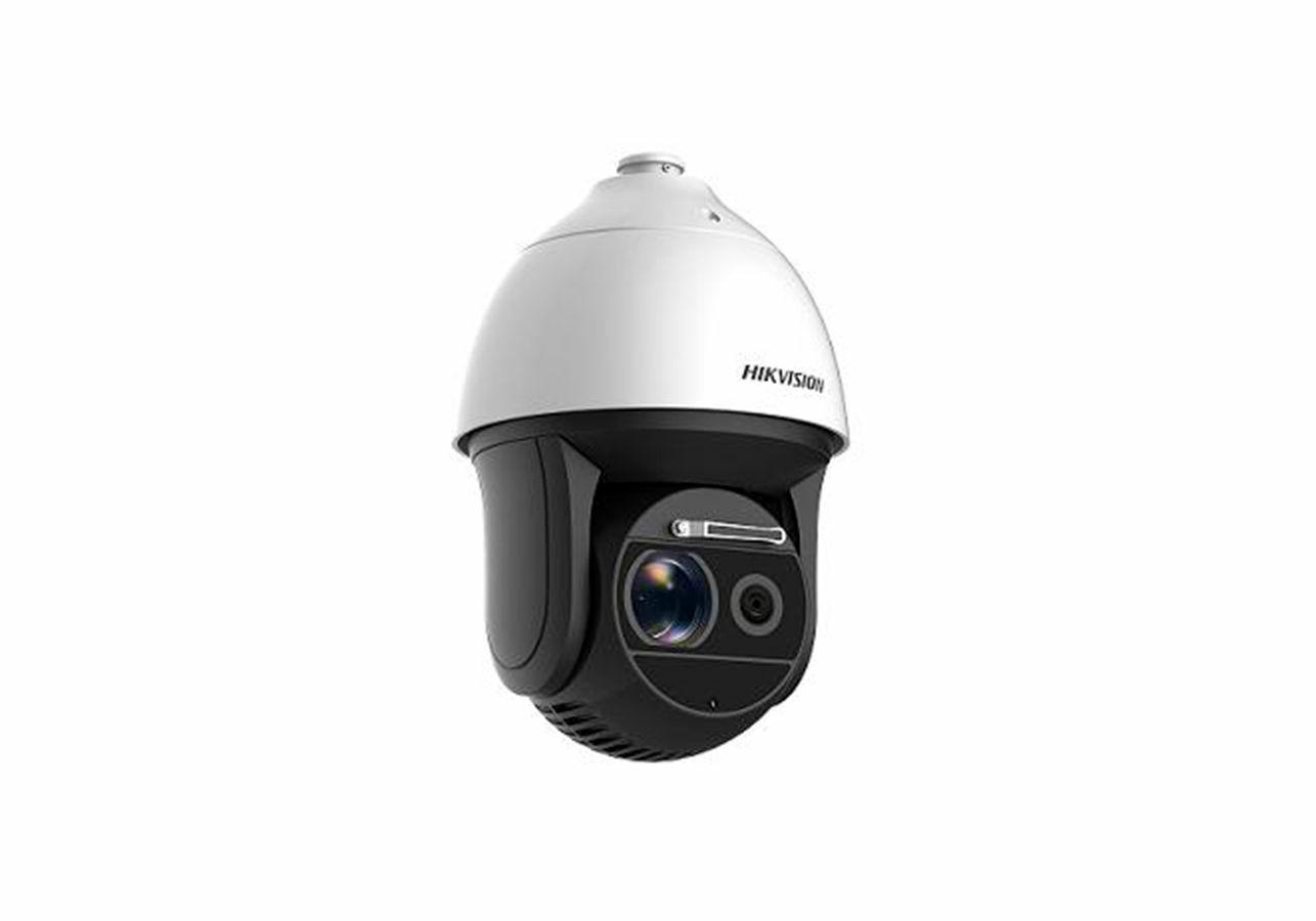 SICE Distributore Ufficiale  TELECAMERE IP SpeedDome Darkfighter Ultra low-light 8Mpx 36x IP Laser | DS2DF8836I5XAELW