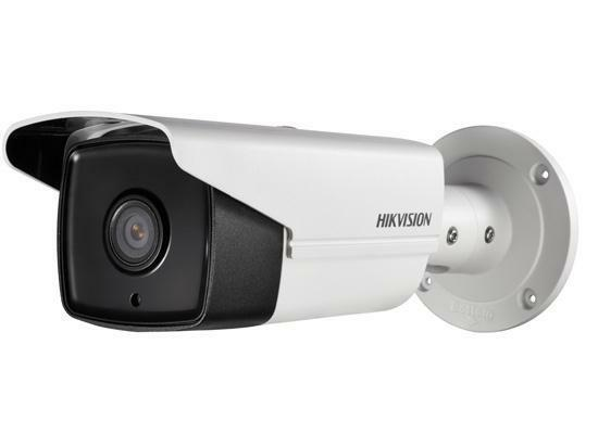 SICE Distributore Ufficiale  TELECAMERE IP TLC Bullet IP camera 2Mpx 4mm 1/3 CMOS IR 50m WDR   DS-2CD2T22WD-I54