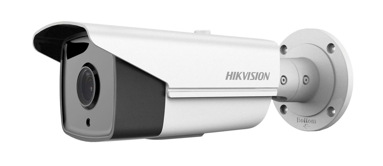 SICE Distributore Ufficiale  TELECAMERE IP TLC Bullet IP camera 5Mpx 4 mm 1/3 CMOS IR 50m WDR | DS-2CD2T52-I5 4M