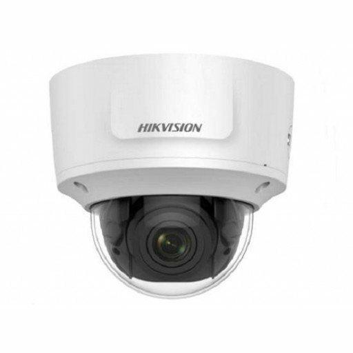 SICE Distributore Ufficiale  TELECAMERE IP TLC DOME IP VF 2.8-12mmMotorizzata 4Mpx 25fps WDR 120dB | DS-2CD2743G0-IZS