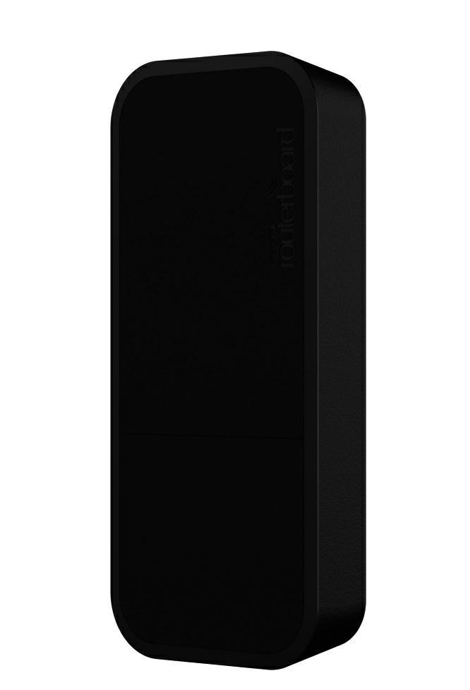 SICE Distributore Ufficiale  Wireless for home and office wAP AC BE 720MHz 64MB 1GETH 802.11b/g/n 5GHz 802.11an/ac BLACK | RBWAPG5HACT2HNDB