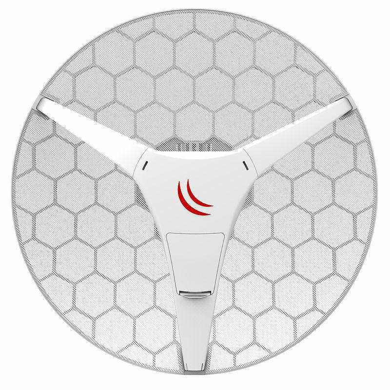 SICE Distributore Ufficiale  Wireless systems Wireless Wire Dish Pairof preconfigured LHGG60ad 60GHz 802.11ad | RBLHGG-60ADKIT