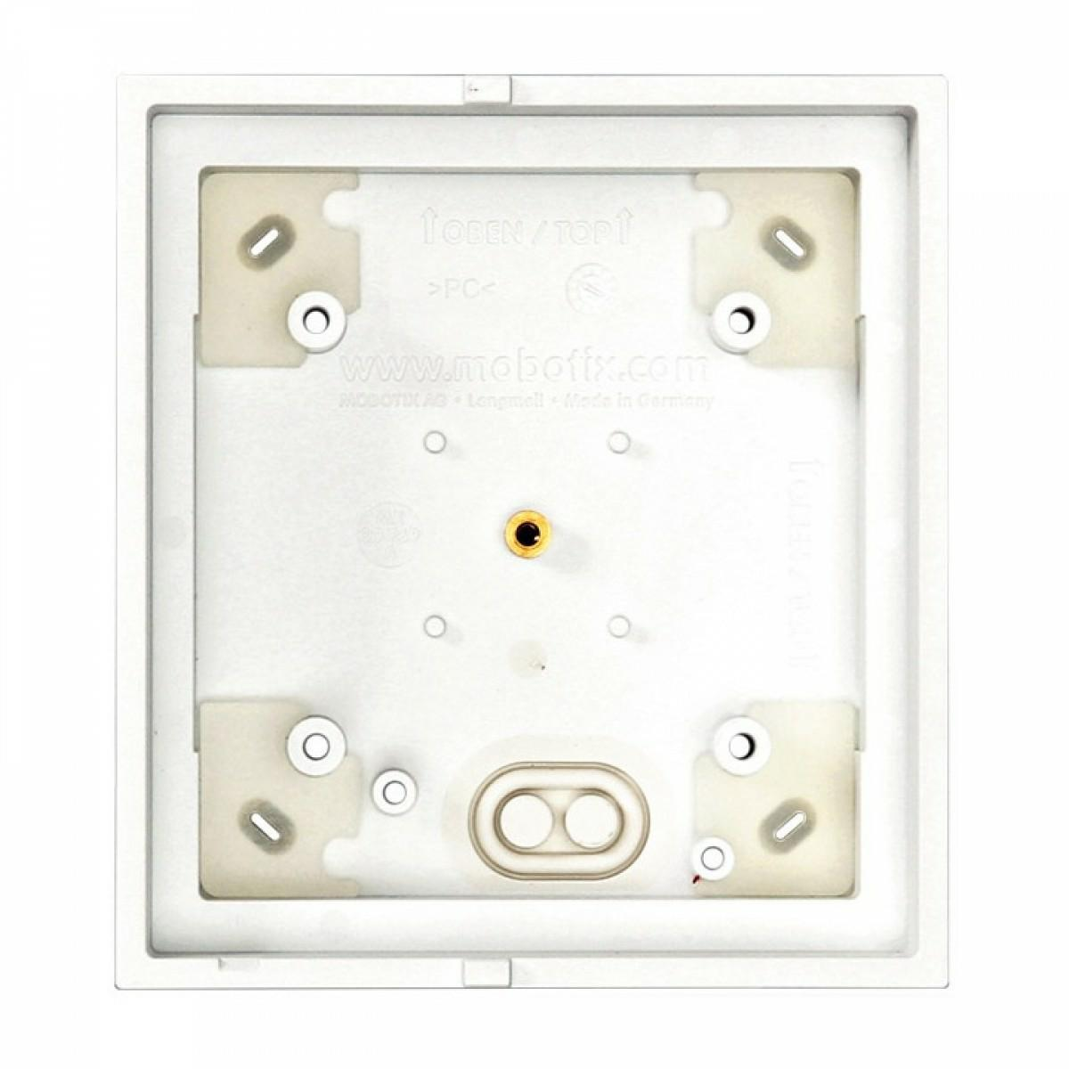 SICE Distributore Ufficiale  Mobotix Accessories Mobotix Single On-Wall H | AH00MBOB1EOP