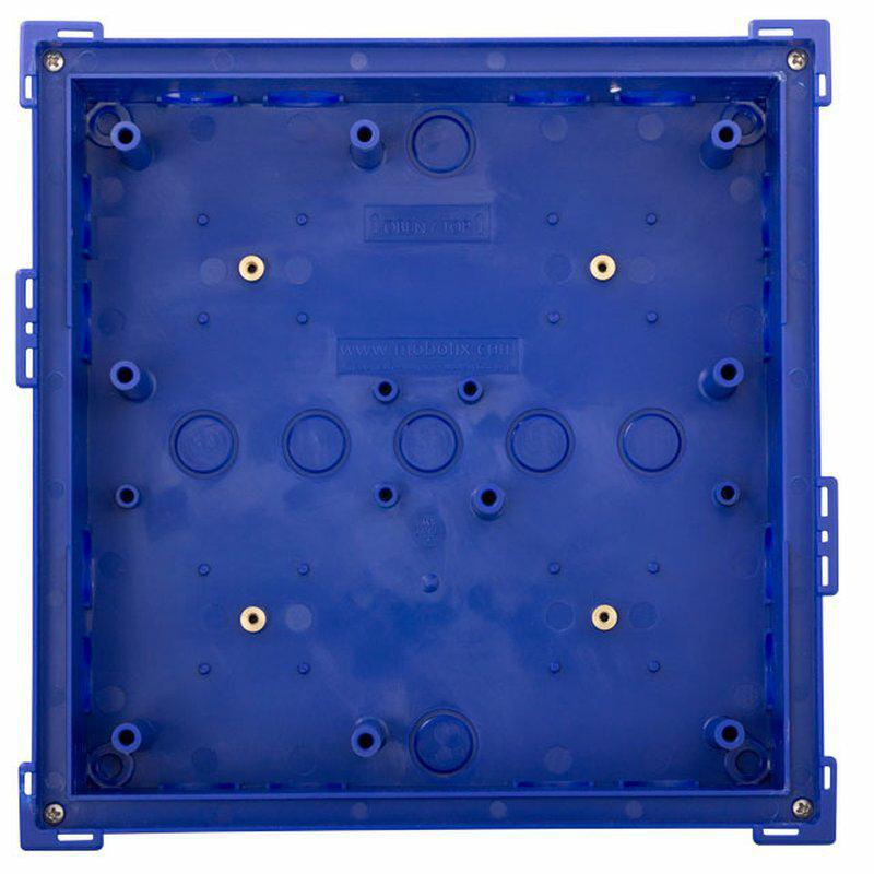 SICE Distributore Ufficiale  Mobotix Accessories Mobotix T25 Single in-wall mounted housing 218x218x52mm   OPT-BOX-4-EXT-IN