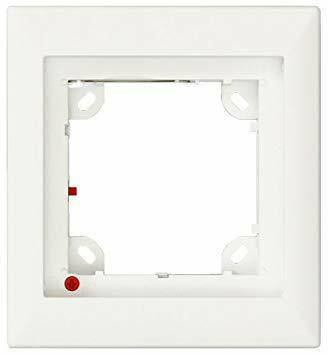SICE Distributore Ufficiale  Mobotix Accessories Single Module Frame White | OPT-FRAME-1EXTPW