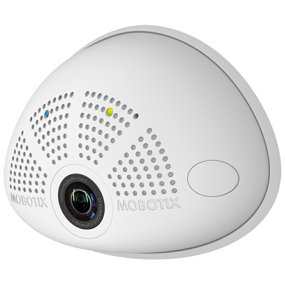 SICE Distributore Ufficiale  Mobotix Indoor Cameras Hemispheric i25 Day, B016 f/2.0, 180° x 170° | I25-D016-AUD
