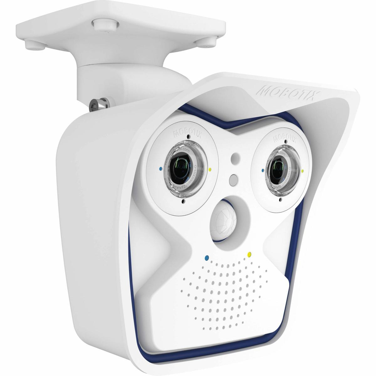 SICE Distributore Ufficiale  Mobotix Outdoor Cameras AllroundDual M15D Sec 2xL20-F1.8 (Day&Night) 6MP   M15D-SECD20N20-6