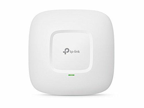 SICE Distributore Ufficiale  TP-LINK WIRELESS ROUTER 300Mbps Wireless N Ceiling Mount Access Point   CAP300
