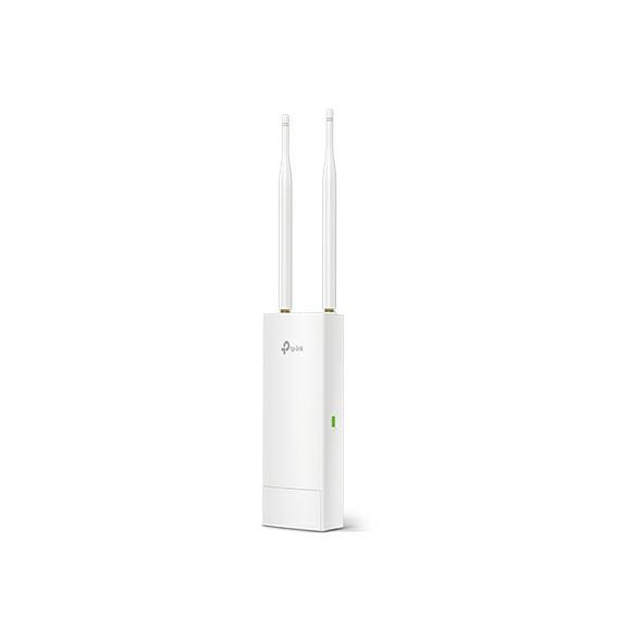 SICE Distributore Ufficiale  TP-LINK WIRELESS ROUTER 300Mbps Wireless N Outdoor Access Point Qualcomm 300Mbps | CAP300-OUTDOOR