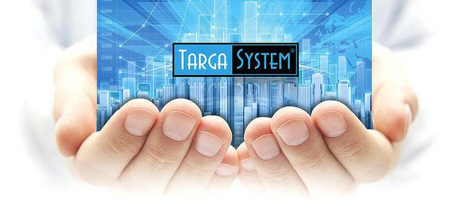 SICE Distributore Ufficiale  TARGA SYSTEM SOFTWARE SOFTWARE CLIENT TARGA SYSTEM   TRG-TSSWCLI