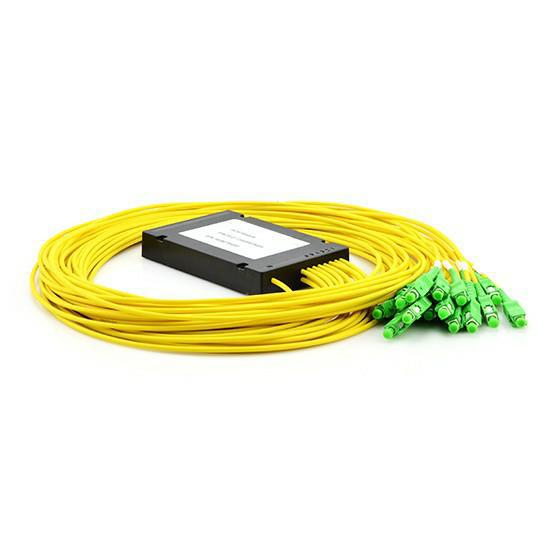 SICE Distributore Ufficiale  ACCESSORIES Ubiquiti PLC Optical Splitter SMSC/APC 1×16 (ABS Box) | SPLITTER 1X16