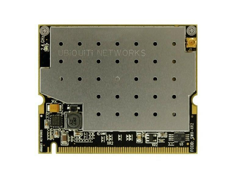 SICE Distributore Ufficiale  EMBEDDED MODULES Carrier Class, 600mW 2.4GHz   XR2