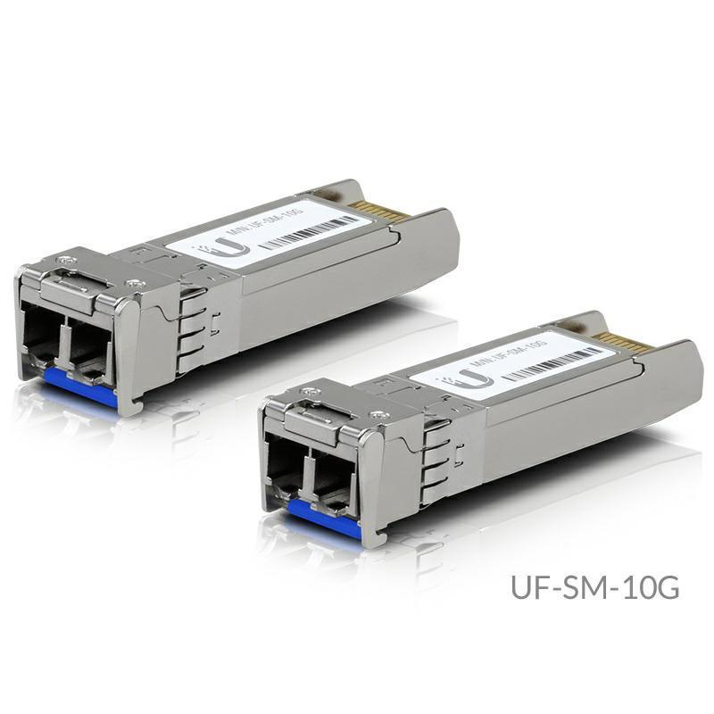 SICE Distributore Ufficiale  UFiber U Fiber, Single-Mode Module, 10G, 2-Pack   UF-SM-10G