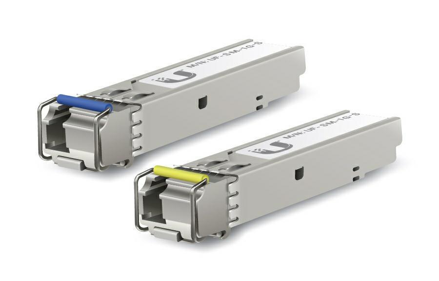 SICE Distributore Ufficiale  UFiber U Fiber, Single-Mode Module, 1G, BiDi, 1-Pair   UF-SM-1G-S