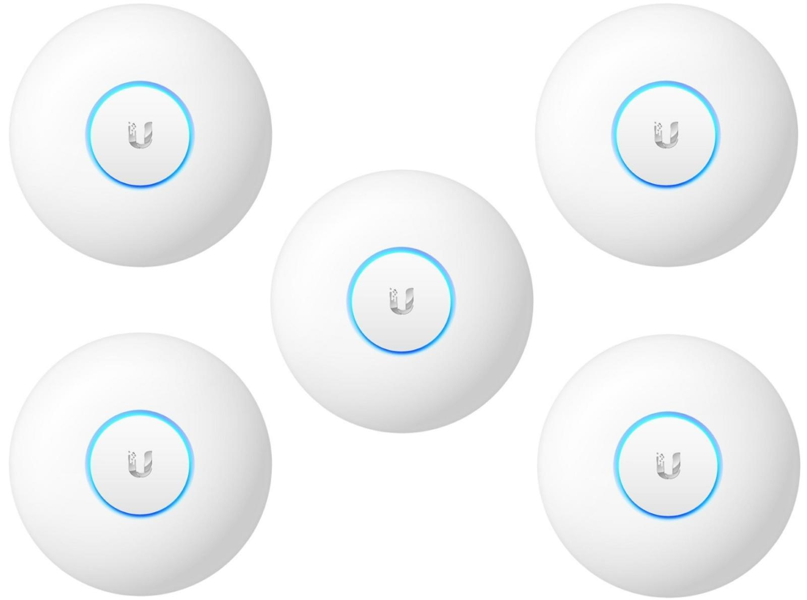SICE Distributore Ufficiale  UniFi UniFi AP, AC LITE, 5-Pack, PoE Not Included | UAP-AC-LITE-5
