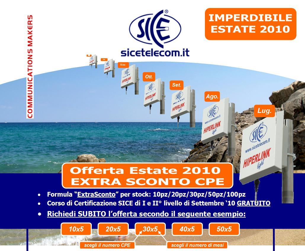 Promo CPE Estate '10: risparmia soldi, guadagna tempo News & Eventi