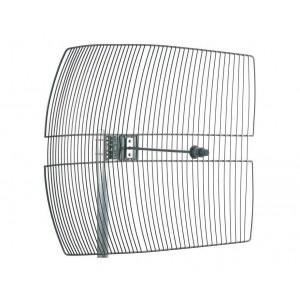 5GHz Grid Antenna 24dBiAntenna in banda HIPERLAN per sistemi punto-punto
