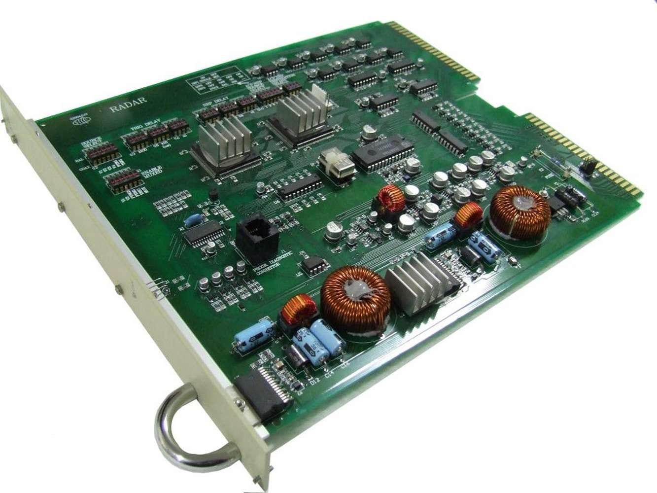 ATC Civil RADAR ControlSistemi di telecontrollo per RADAR civili