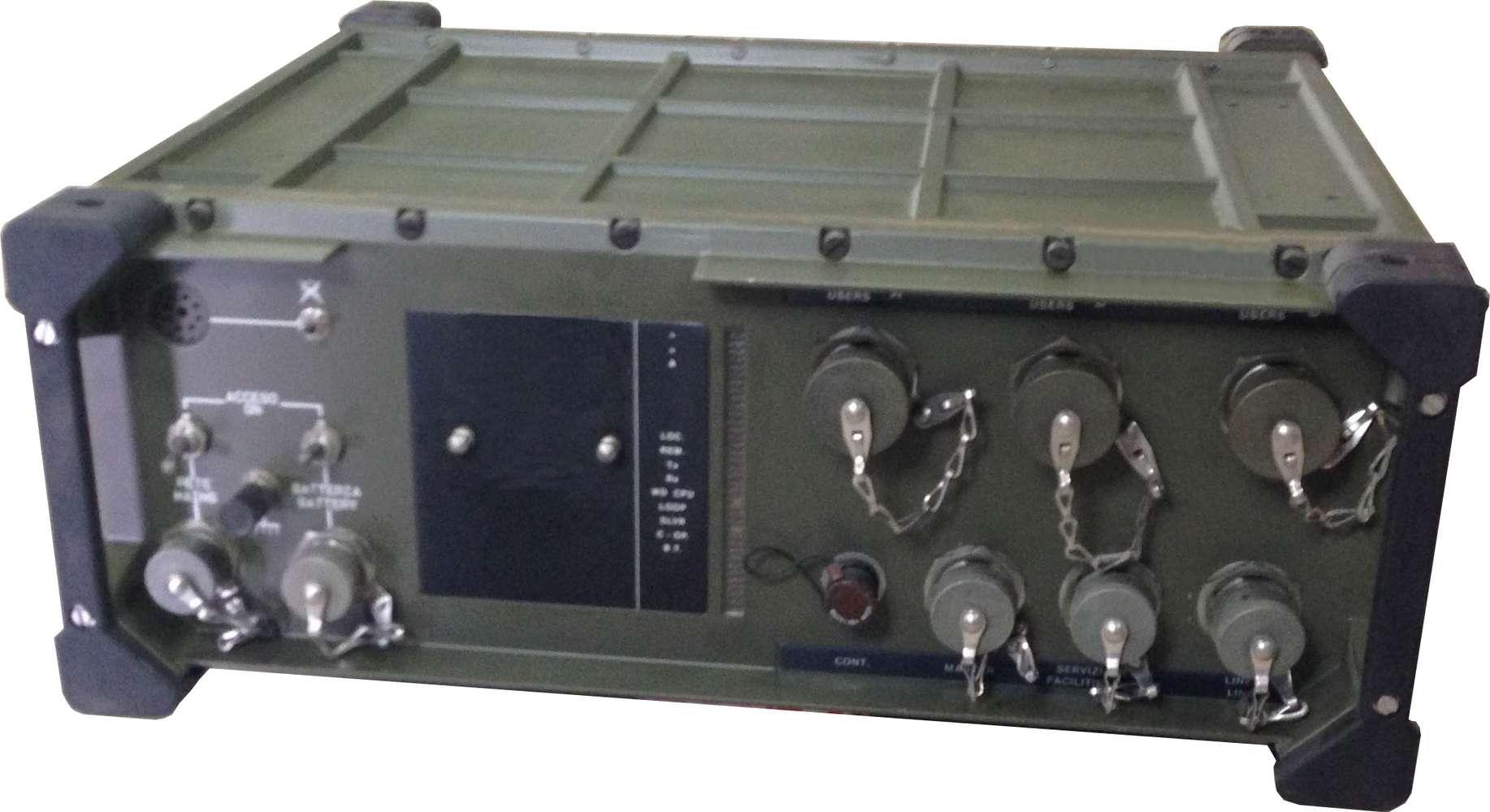 UAV Telecommunication LinkTelecontrollo e remotizzazione di sensori per sistemi UAV