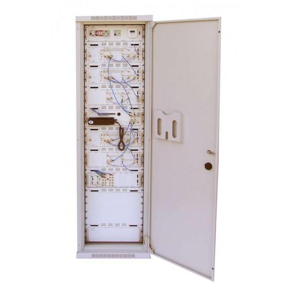 PMR Repeater VHF-UHFRepeater analogico a banda stretta per reti simulcast