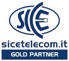 Logo SICE Gold Partner