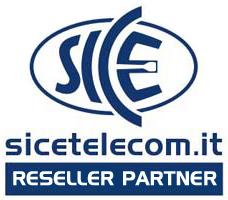 Logo SICE Reseller Partner
