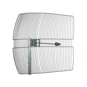 5GHz Grid Antenna 28dBiAntenna in banda HIPERLAN per sistemi punto-punto