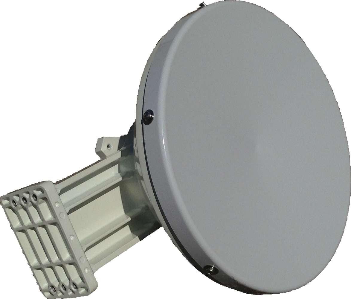80GHz Dish Antenna 60cm 50dBiAntenna in banda 80GHz per sistemi punto-punto