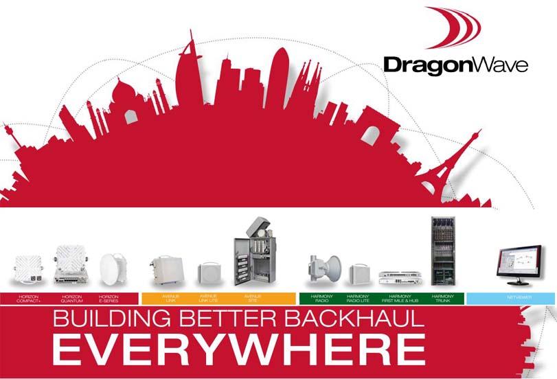 SICE Distributore Ufficiale Dragonwave