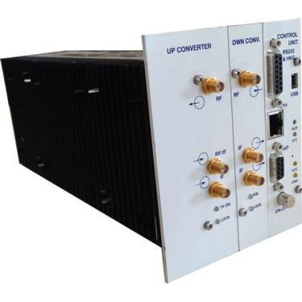 RoIP SystemsSistema Radio Over IP per reti di comunicazione sincrone